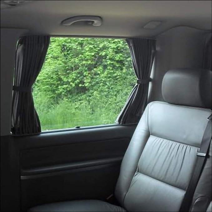 Van-X Mercedes Vito Bare-Metal Cortinas de Ventana Interior Eco-Line 2 x Cortinas Laterales: Amazon.es: Coche y moto