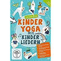 Kinderyoga mit Kinderliedern - mein erstes Yoga (DVD+CD+Mandala-Malheft)