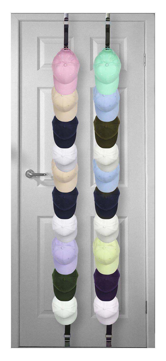 Baseball Holder Caprack Hat Organizer Storage Hanger Display UTOWO