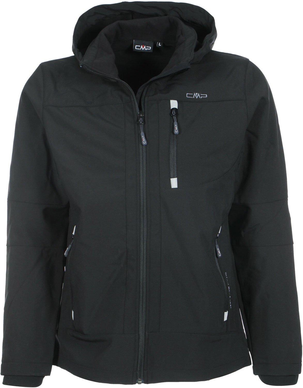 Eono Essentials Herren-Softshell-Jacke mit fester Kapuze Fallschirmspringerblau, XL Marke |Winterjacke herren