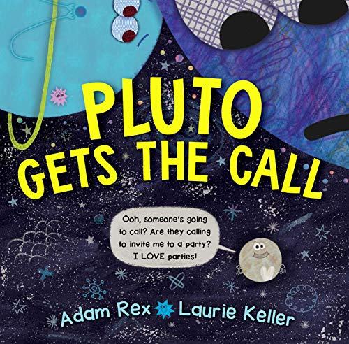 Book Cover: Pluto Gets the Call