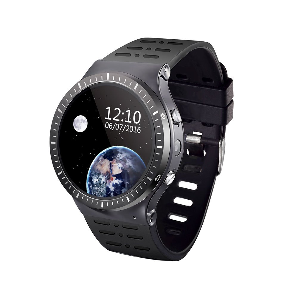 S99A 3G Android 5.1 8GB Smart Watch, Support Camera/SIM Card/SOS/GPS/WiFi/Bluetooth/Browser/FaceBook/Twitter/WhatsApp