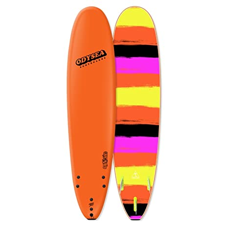 Amazon.com : Odysea Catch Surf Log Longboard Soft Surfboard : Sports & Outdoors