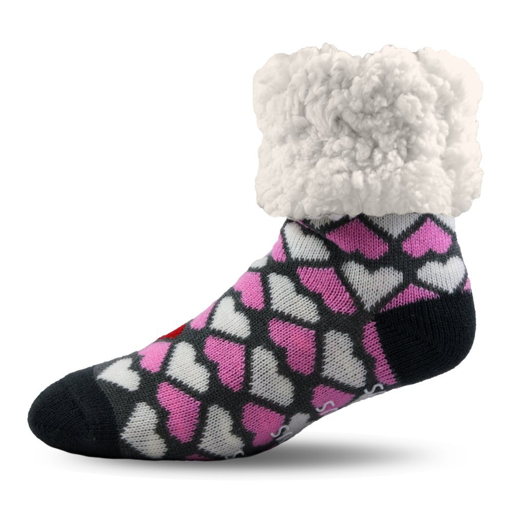 Pudus Classic Slipper Socks, Adult HT-VAL-1-C