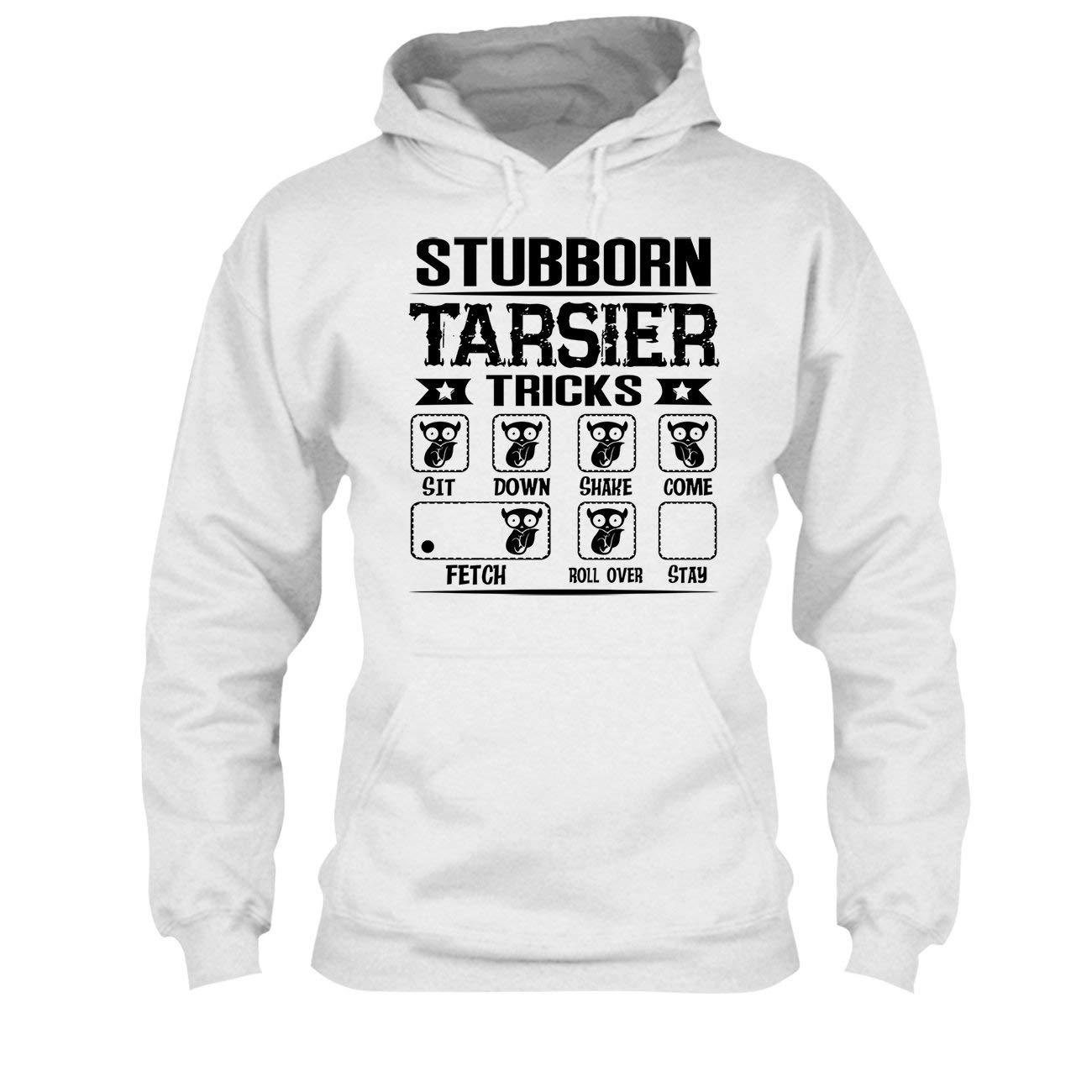 Shirt Light Orange Stubborn Tarsier Tricks Tee Shirt Hoodies