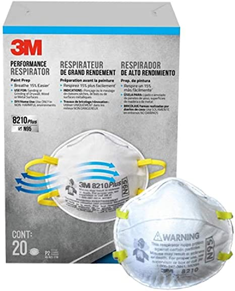 3m dust masks 8210