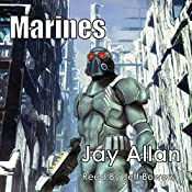 Marines: Crimson Worlds | Jay Allan