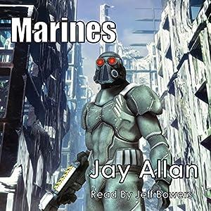 Marines: Crimson Worlds Audiobook