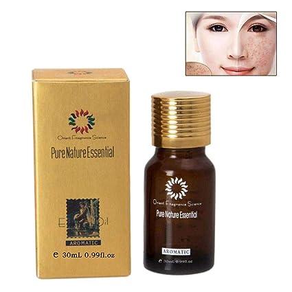Ultra brighte Ning Spot Less Oil – Mejorar la piel Eliminar manchas oscuras Edad manchas Hyper