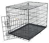 48 inch Single Door Folding Dog Crate By Majestic Pet Products Extra Large Review