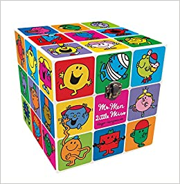 Coffret Carre M Mme Roger Hargreaves 9782013987523 Books