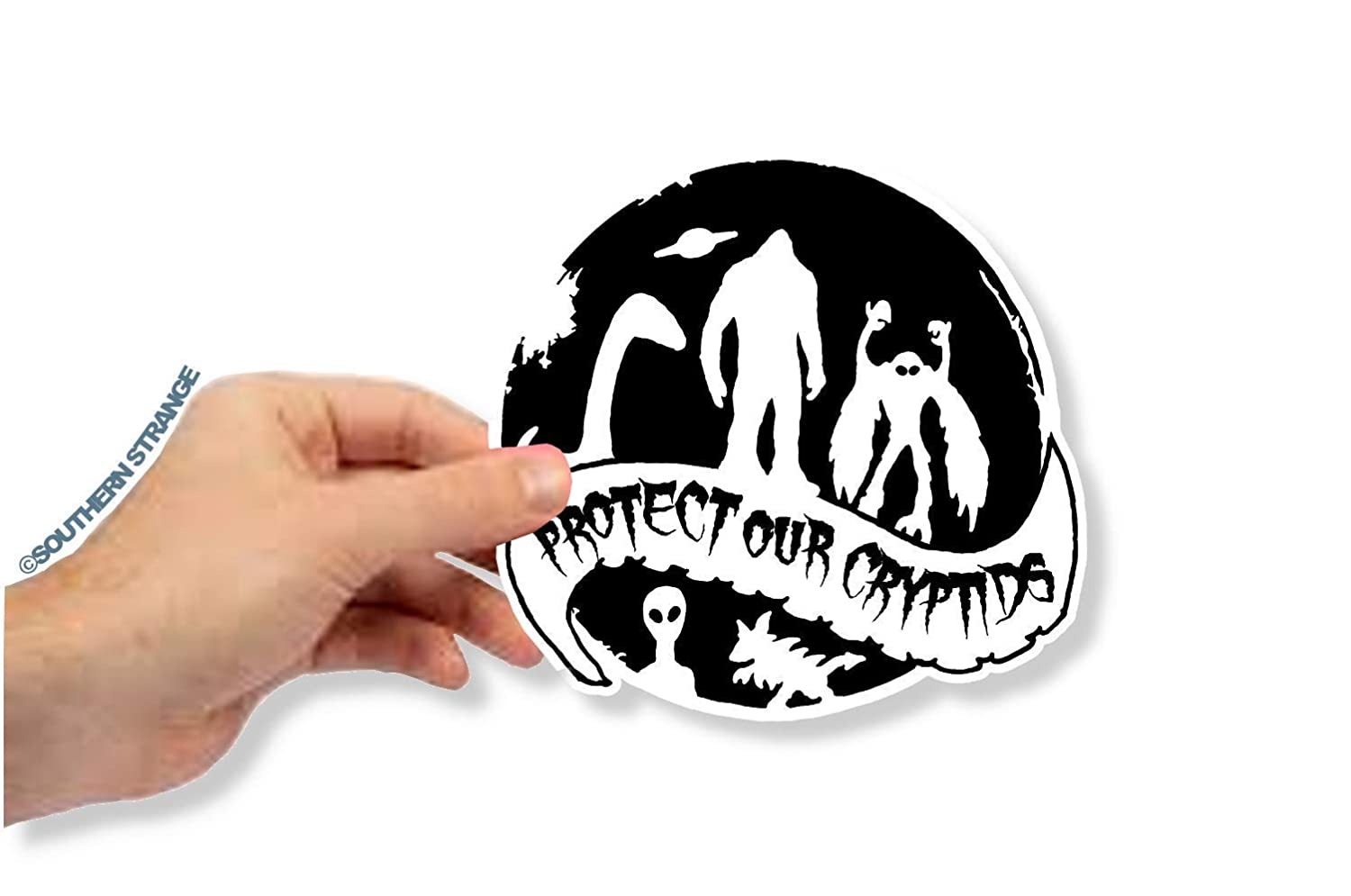 Protect Our Cryptids Decal