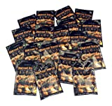 Instafire Charcoal Briquette Fire Starter Pouches for Grills, Smokers, More - Chemical Free, Awarded 2011 Innovative Product Of The Year,18 Pk