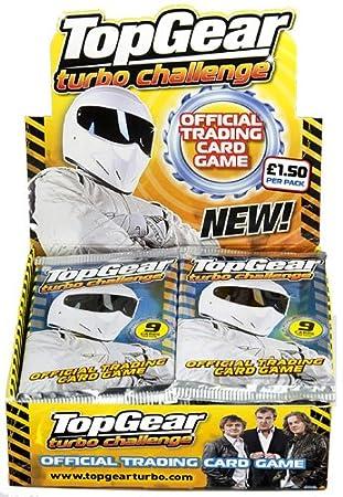 Top Gear Tarjeta de Turbo desafío (paquetes de 3): Amazon.es: Juguetes y juegos