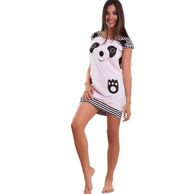 ToocoolE19 –Camisón para mujer, de pijama,