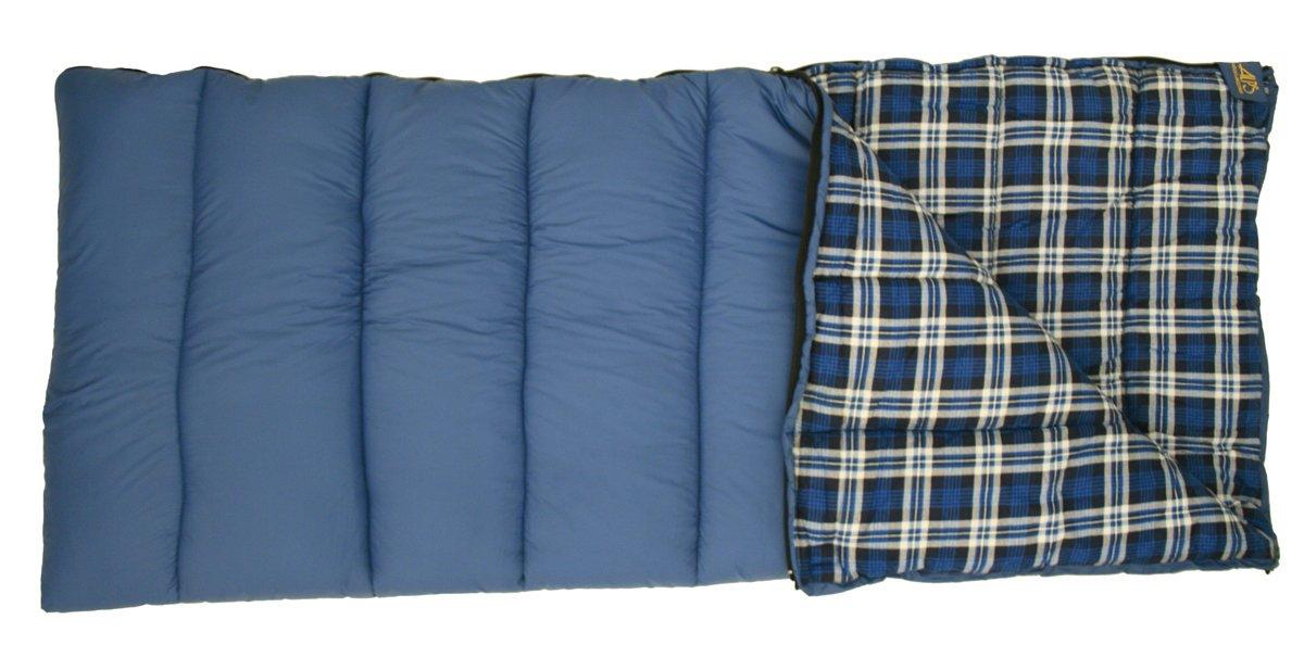 Amazon.com: ALPS Mountaineering Camper - Saco de dormir de ...