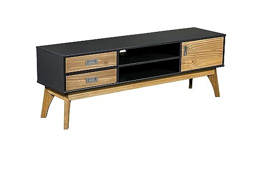 SERMAHOME- Mueble Auxiliar de Cocina para Microondas. Color ...