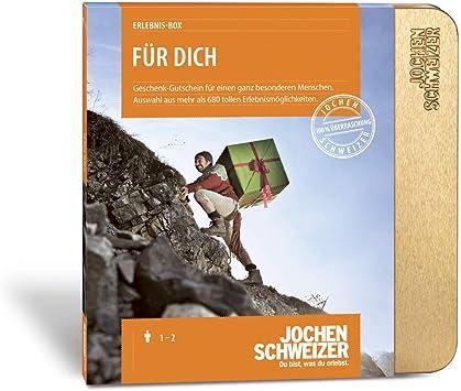 Geschenk hochzeit jochen schweizer