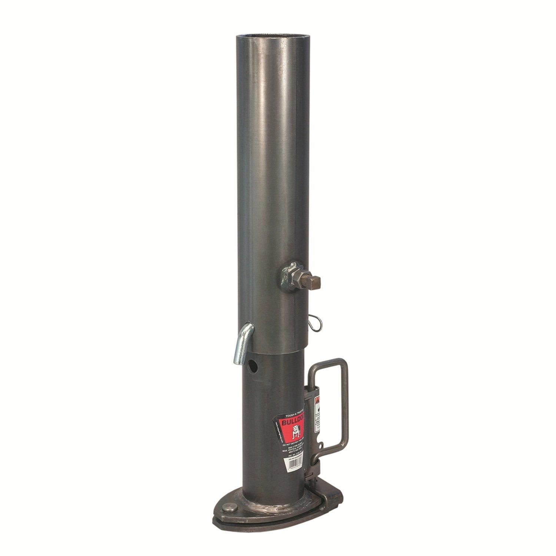 Fulton 20,000-Pound 2 5/16-Inch Round Adjustable Gooseneck Coupler by Fulton