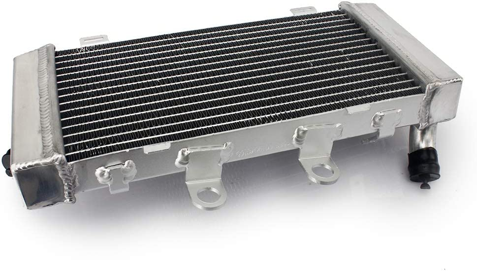 TARAZON Motorcycle Engine Water Cooling Cooler Aluminum Core Radiator for H.o.n.d.a XL 1000 V XL1000V Varadero 1999-2006