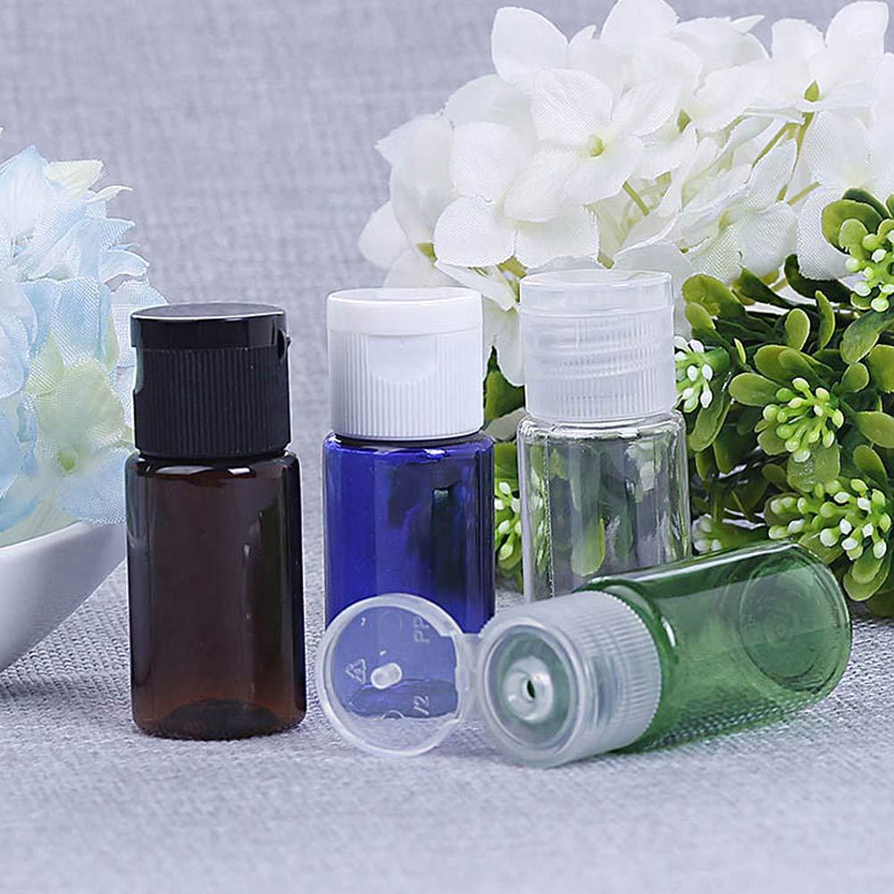 DK1700/ Style 1 10 ML /arer Dep/ósito para Productos de Limpieza WDOIT 10/estuco kosmetische Botella Bajo 10/ML biberones para Loci/ón Champ/ú Conditioner art/ículos de ba/ño