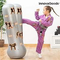 InnovaGoods- Saco de Boxeo de Pie Hinchable