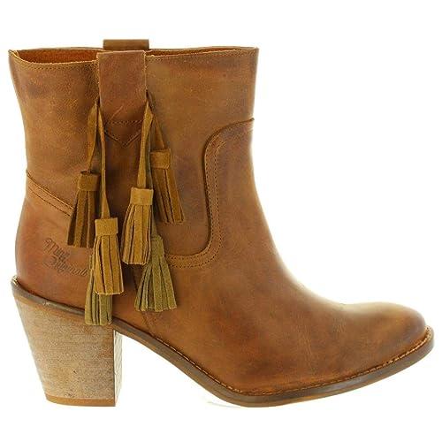 Mtng Botines 94227 Narcis C14478 Spring Cuero 38 para Mujer: Amazon.es: Zapatos y complementos