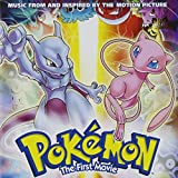 : Pokemon: The First Movie [US version, Reimported from JAPAN]