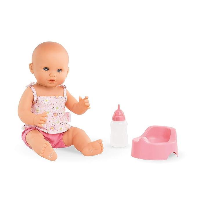 Amazon.com: Corolle Mon Grand Poupon Emma drink-and-wet baño ...