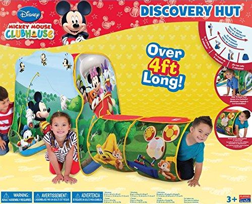 sc 1 st  Amazon.com & Amazon.com: Playhut Mickey Discovery Hut: Toys u0026 Games
