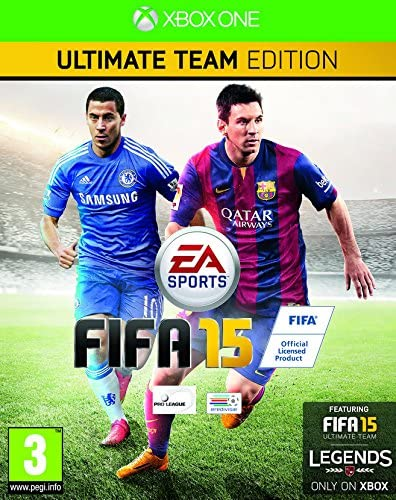 Electronic Arts FIFA 15 Ultimate Team Edition, Xbox One Básica + ...