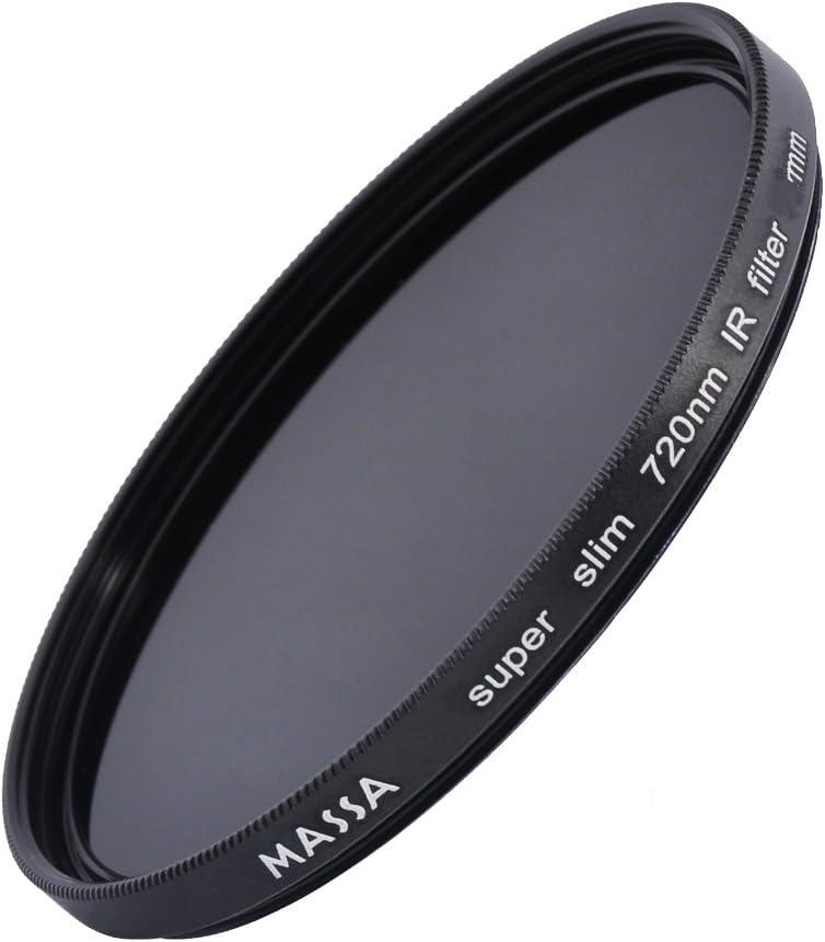 Massa 62 mm profesional IR720 720 nm filtro por infrarrojos Super Slim