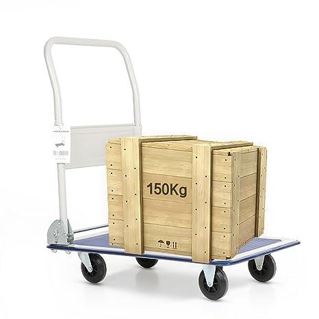 Amazon.com: ikayaa – plataforma camión capacidad de 330 lb ...