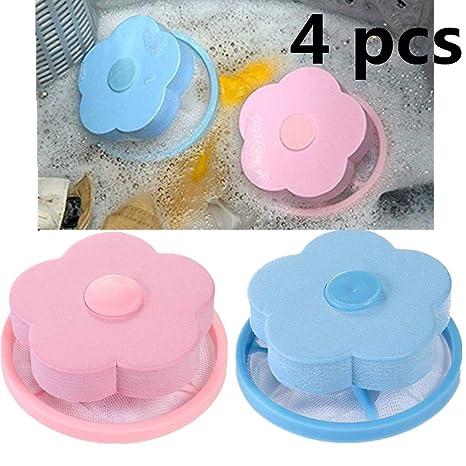 Amazon.com: Liushuliang – 4 bolsas de malla para filtro de ...