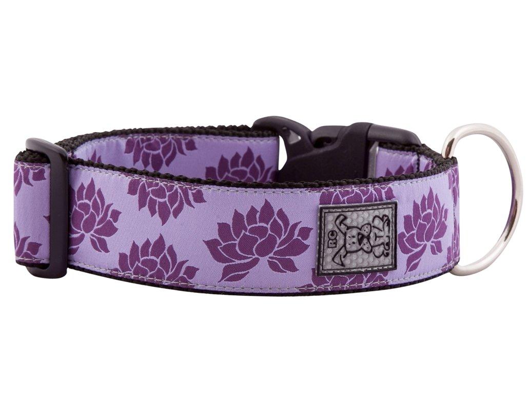 RC Pet Products 1-1/2-Inch Wide Dog Clip Collar, Medium, Nirvana