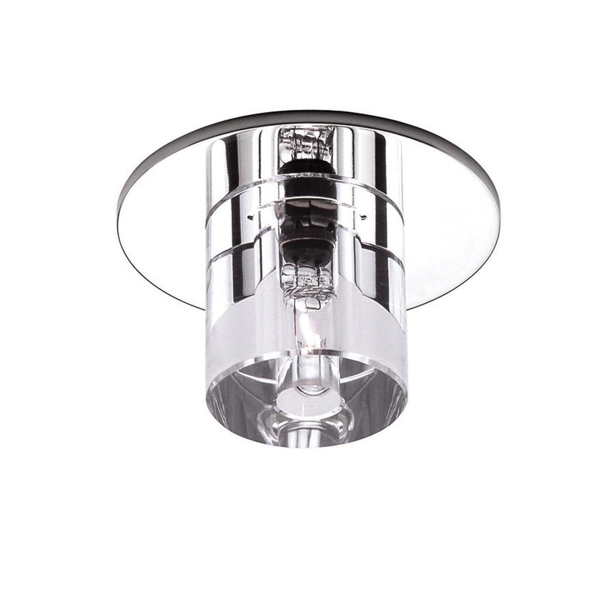 wac lighting drg356cl beauty spot crystal cylinder clear lampshades amazoncom - Wac Lighting