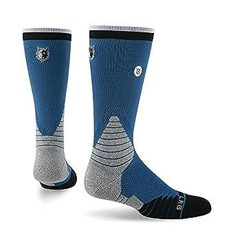 Stance calcetines logotipo de la NBA Minnesota Timberwolves pista ...