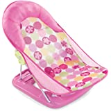 Summer Infant Deluxe Baby Bather Circle Daisy, Pink