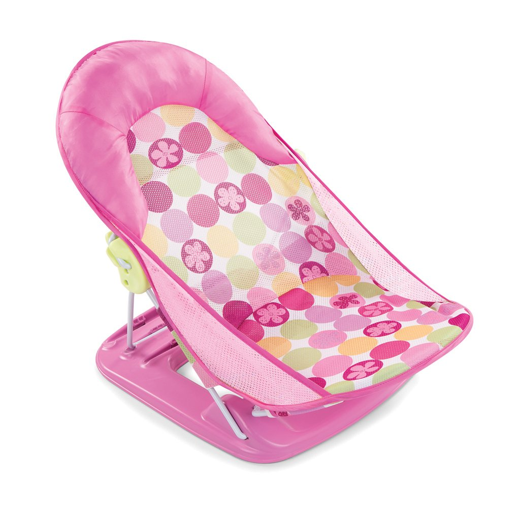 Summer Infant Deluxe Baby Bather Circle Daisy, Pink (Old Model ...