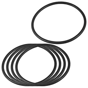 Pro-Parts WS03X10039 O-Rings Replacement for GE GXWH30C GXWH35F GXWH40L Smart Water Filter(5pcs/Pack)