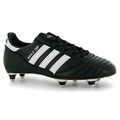 adidas Kids World Cup Junior SG Football Boots Boys Shoes Lace Up Trainers:  Amazon.co.uk: Shoes & Bags