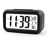 Gearmax® LED Digital Alarma Despertador Reloj Repetición activada