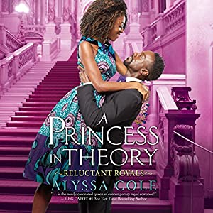 A Princess in Theory Hörbuch