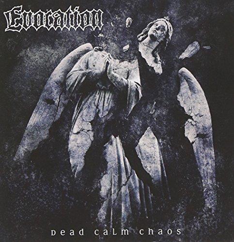 CD : Evocation - Dead Calm Chaos (CD)