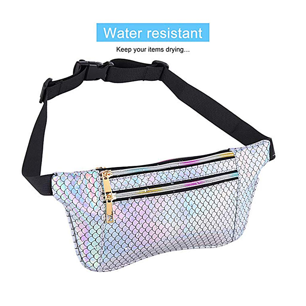 Shoulder Strap Fanny Pack Waist Strap Non-Slip Ajustable Bum Belt Bag Strap with Quick Release Buckle Travel Accessories for Luggage Suitcase Packaging