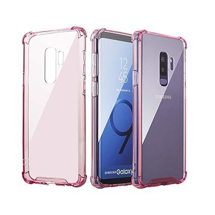 Amazon.com: MAYtobe Galaxy S9 Plus - Carcasa suave de ...