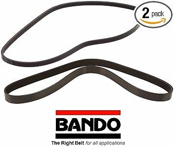 Bando 6PK1200 OEM Quality Serpentine Belt