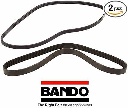 Bando 6PK1285 OEM Quality Serpentine Belt