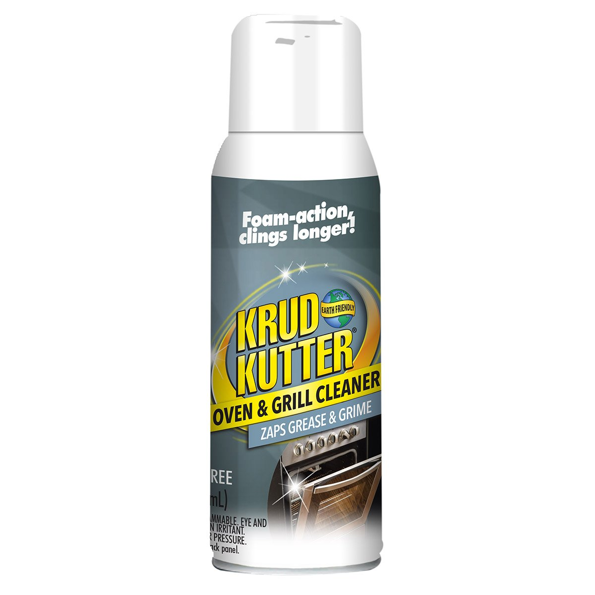 Krud Kutter 298478 Oven and Grill Cleaner, 12 oz