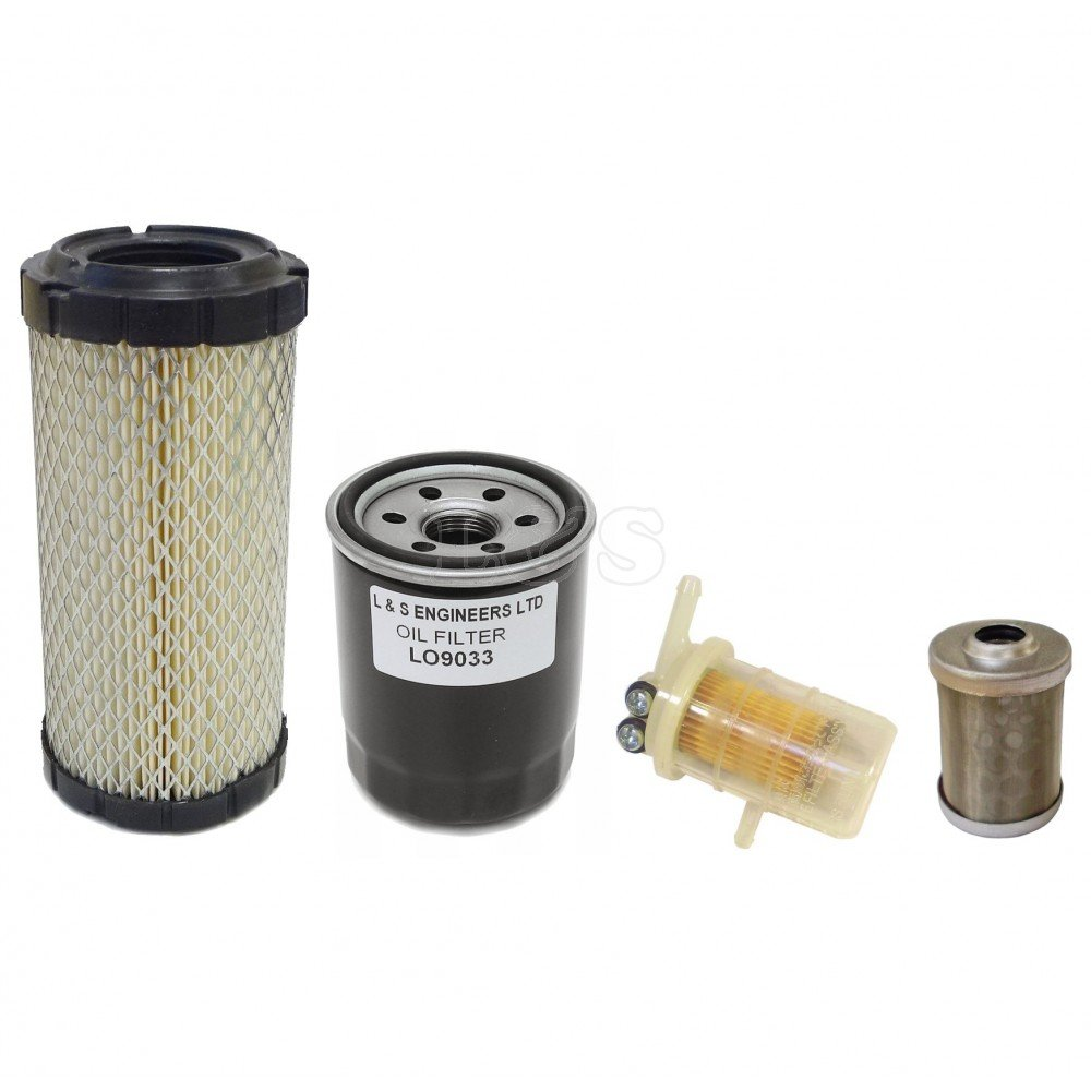 MAPCO 68828/ Filter Kit Oil Filter//Air Filter//Activated Carbon Filter